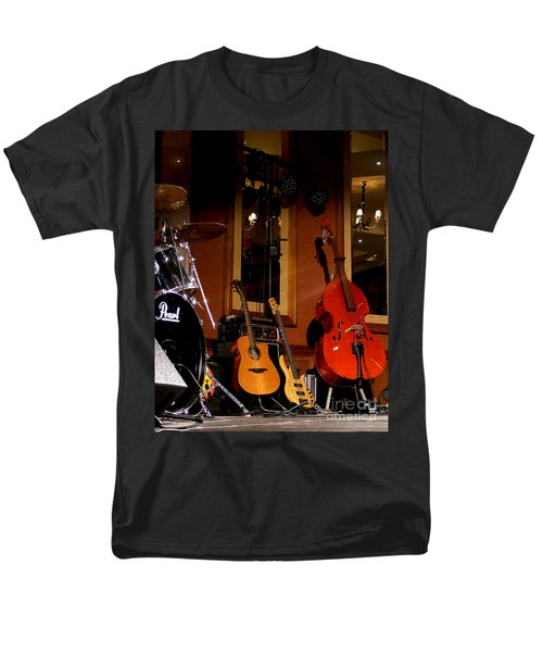 Men's T-Shirt  (Regular Fit) featuring the photograph Stand By by Nina Ficur Feenan