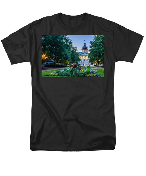 State House Garden Men's T-Shirt  (Regular Fit) by Rob Sellers