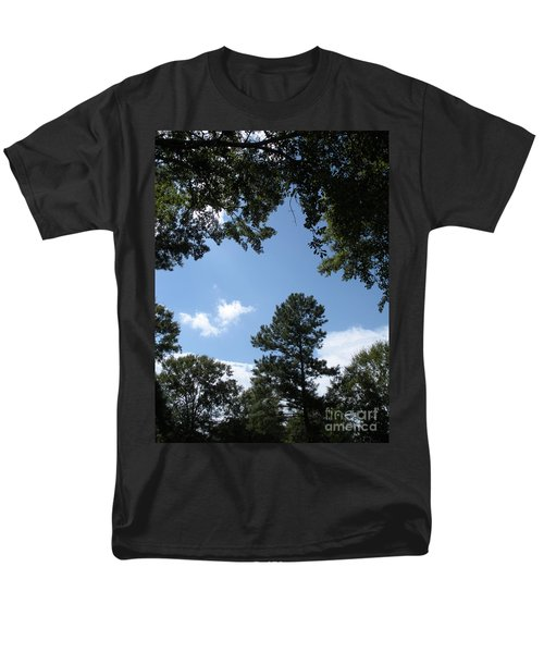 Stately Forest  Men's T-Shirt  (Regular Fit) by Joseph Baril
