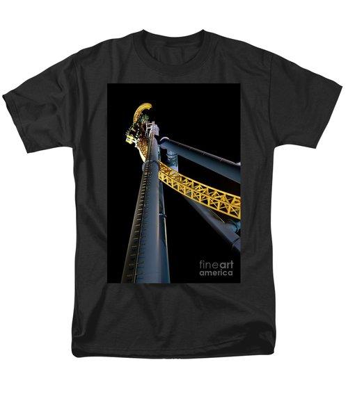 Steel Venom Men's T-Shirt  (Regular Fit) by Jacqueline Athmann