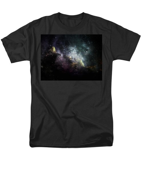 Men's T-Shirt  (Regular Fit) featuring the photograph Stellar 2 by Cynthia Lassiter