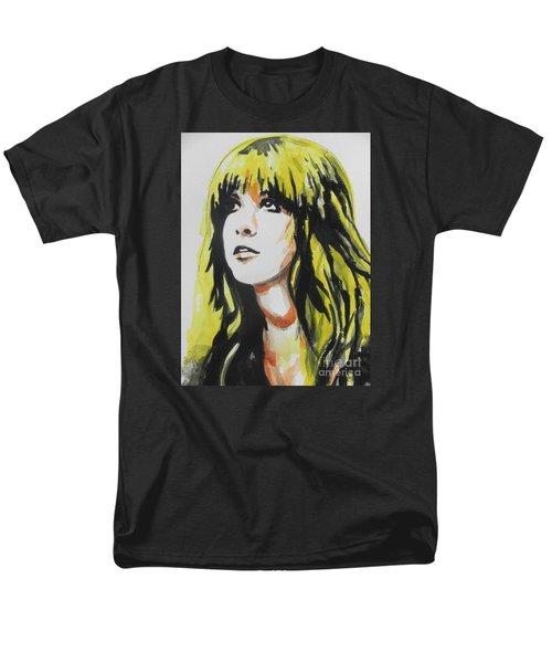 Stevie Nicks 01 Men's T-Shirt  (Regular Fit)