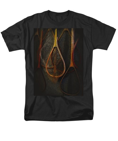 Still Life - Fishing Nets Men's T-Shirt  (Regular Fit) by Jeff Burgess
