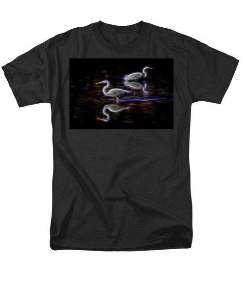 Still Point Dancers 1 Men's T-Shirt  (Regular Fit) by William Horden