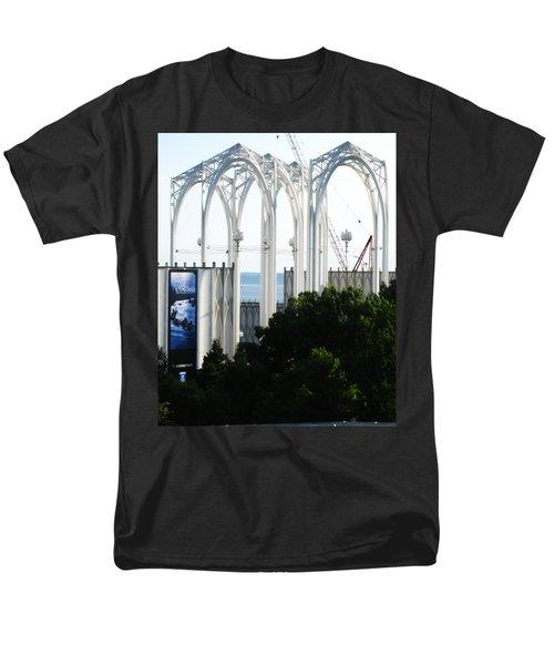 Still Under Construction Men's T-Shirt  (Regular Fit) by David Trotter