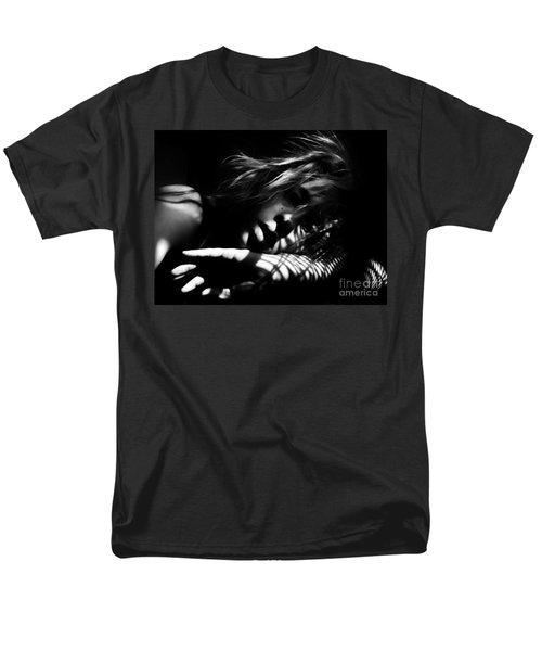 Stillness Speaks Men's T-Shirt  (Regular Fit) by Jessica Shelton
