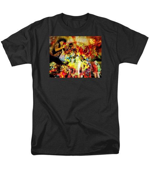 Stone Temple Pilots Original  Men's T-Shirt  (Regular Fit) by Ryan Rock Artist