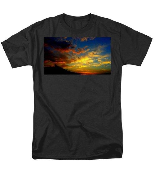Storm Brings Beauty Men's T-Shirt  (Regular Fit) by Chris Tarpening