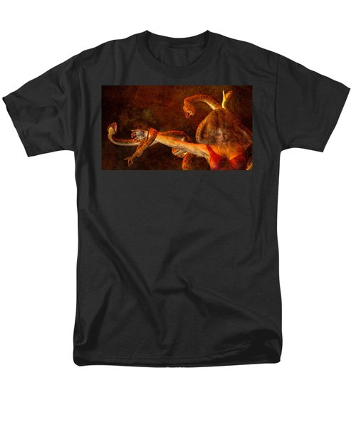 Story Of Eve Men's T-Shirt  (Regular Fit) by Bob Orsillo