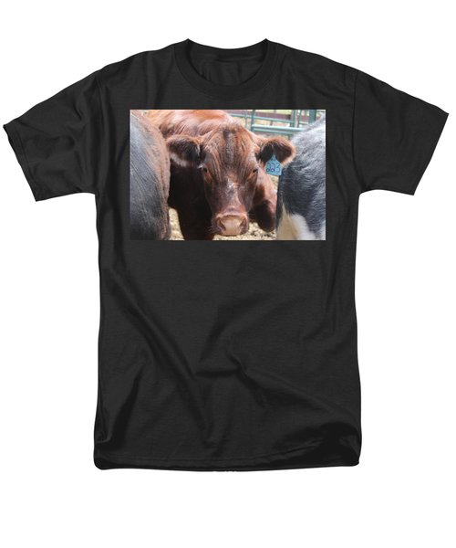 Stuck In The Middle Men's T-Shirt  (Regular Fit) by Tiffany Erdman
