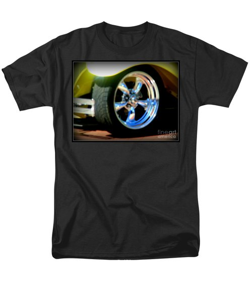 Men's T-Shirt  (Regular Fit) featuring the photograph Stylin' Wheels by Bobbee Rickard