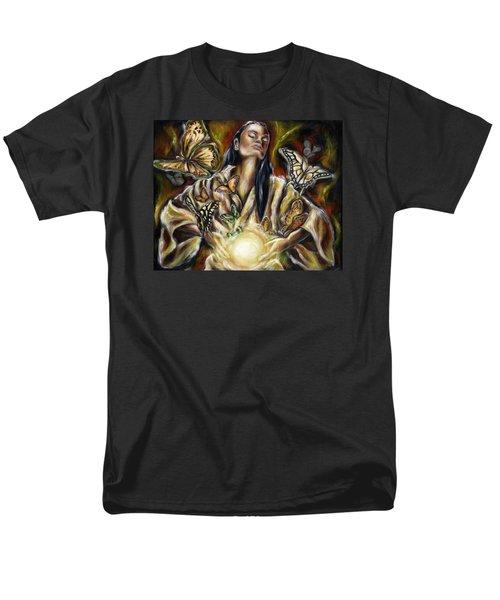 Sublimation Men's T-Shirt  (Regular Fit) by Hiroko Sakai