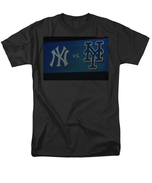 Subway Series Men's T-Shirt  (Regular Fit) by Richard Bryce and Family