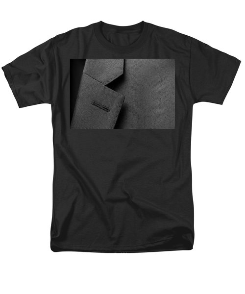 Suit Texture Men's T-Shirt  (Regular Fit) by Mike Taylor