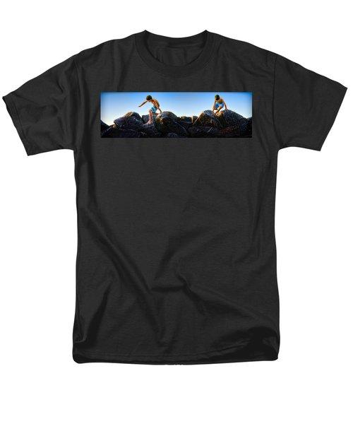 Men's T-Shirt  (Regular Fit) featuring the photograph Summer Adventure by John Hansen