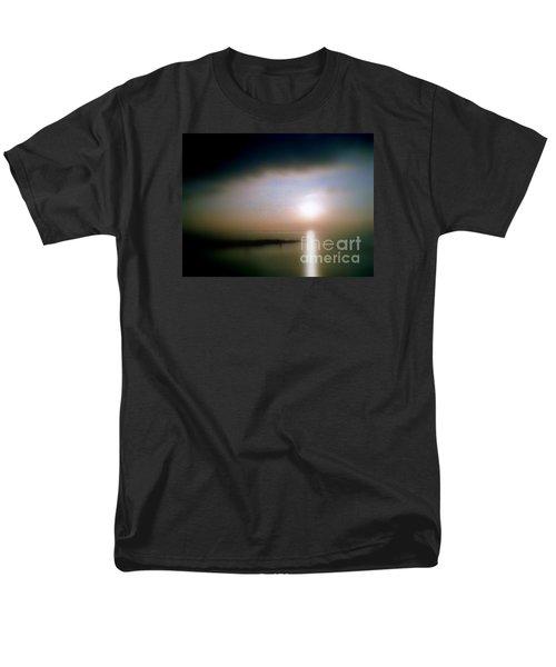 Men's T-Shirt  (Regular Fit) featuring the photograph Summer Sunrise by Michael Hoard