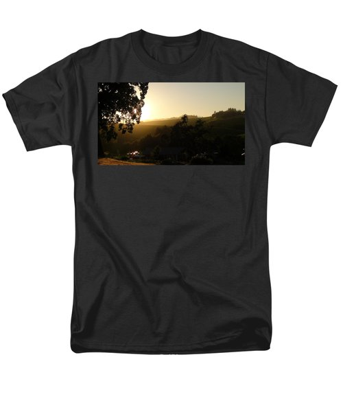 Sun Down Men's T-Shirt  (Regular Fit) by Shawn Marlow