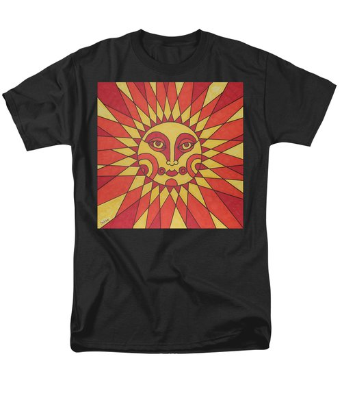 Sunburst Men's T-Shirt  (Regular Fit) by Susie Weber