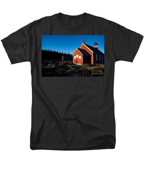Sunday Morning Coming Down Men's T-Shirt  (Regular Fit) by Jim Garrison