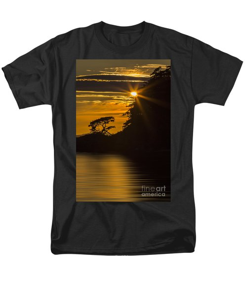 Sunkissed Men's T-Shirt  (Regular Fit) by Sonya Lang