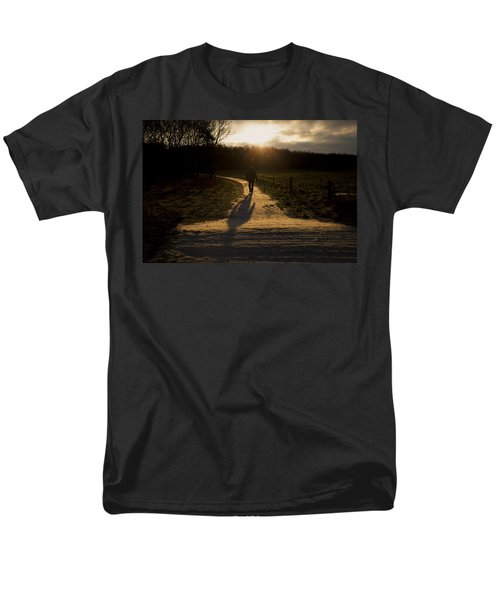 Sunrise Atmosphere Men's T-Shirt  (Regular Fit) by Mike Santis