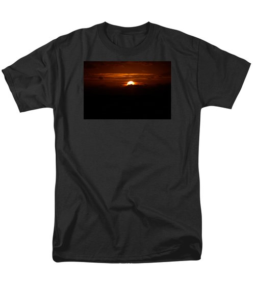 Sunrise In The Clouds Men's T-Shirt  (Regular Fit) by Lehua Pekelo-Stearns