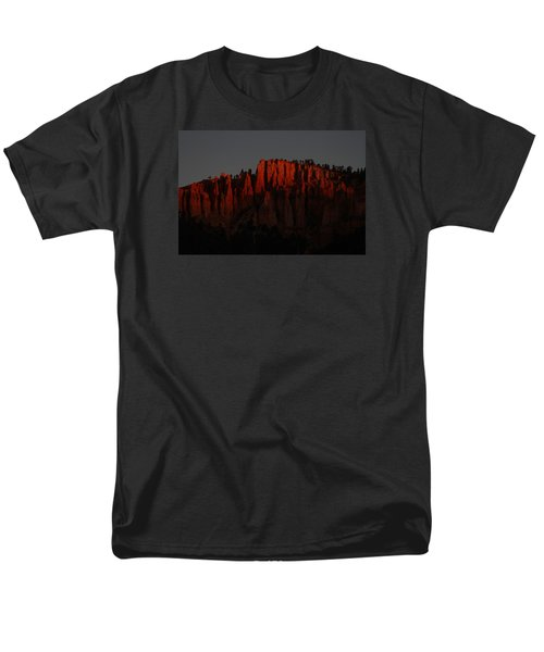 Sunrise In The Desert Men's T-Shirt  (Regular Fit) by Menachem Ganon