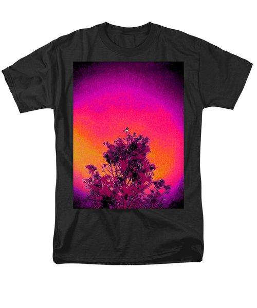 Sunrise To Sunset Nature Is Beautiful Men's T-Shirt  (Regular Fit) by David Mckinney
