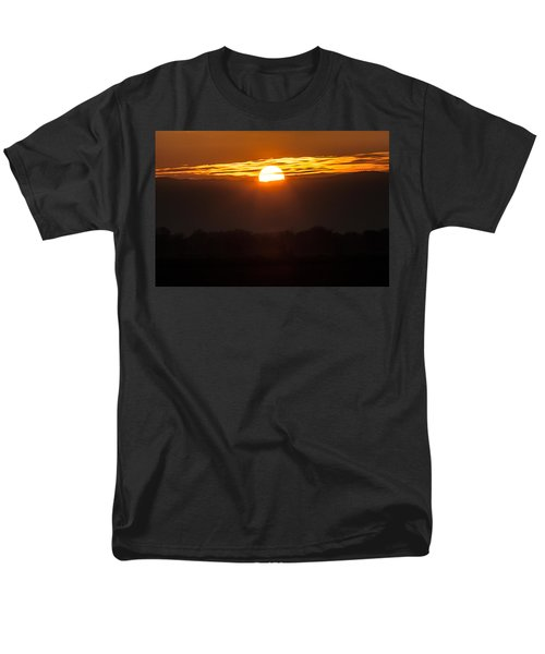 Sunset Men's T-Shirt  (Regular Fit) by Brian Williamson