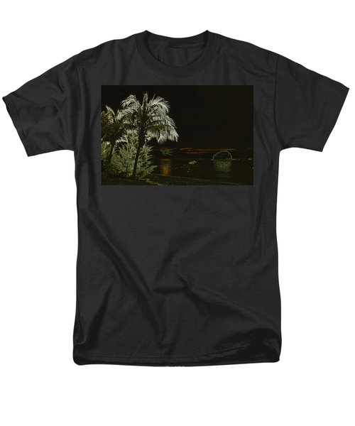 Sunset On Tioman Island Men's T-Shirt  (Regular Fit) by Sergey Lukashin