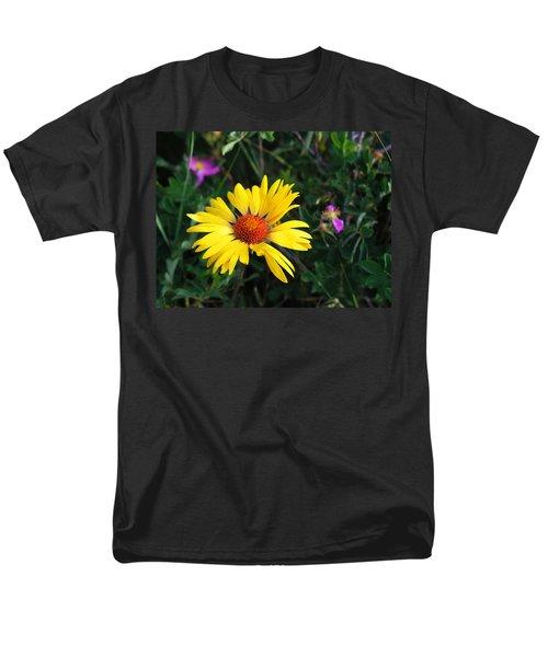 Sunshine Men's T-Shirt  (Regular Fit) by Craig T Burgwardt