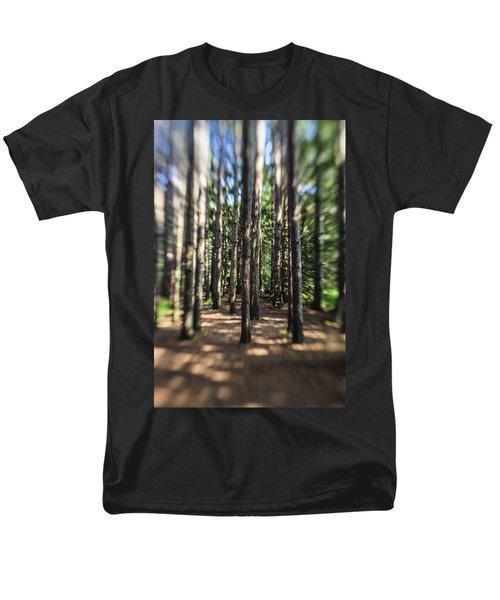 Surreal Forest Men's T-Shirt  (Regular Fit)