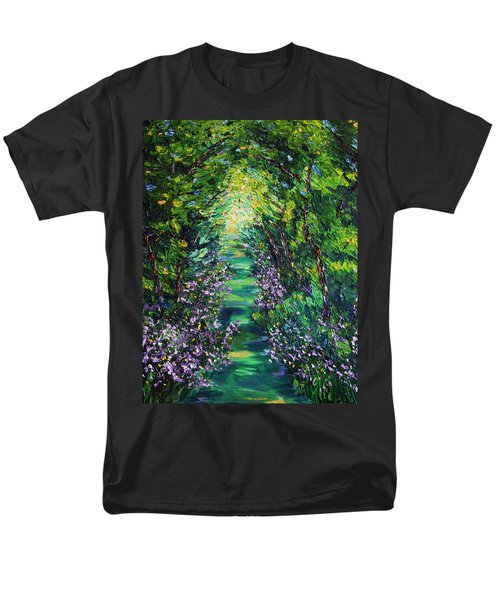 Men's T-Shirt  (Regular Fit) featuring the painting Surrender by Meaghan Troup