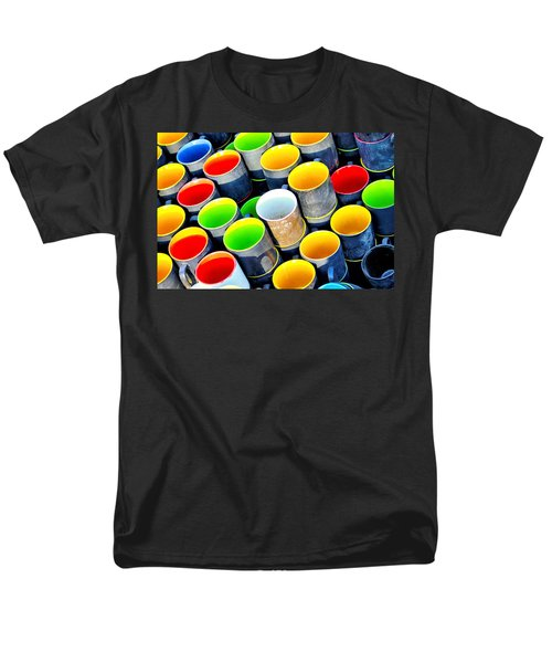 Surrounded By Greed Men's T-Shirt  (Regular Fit) by Prakash Ghai
