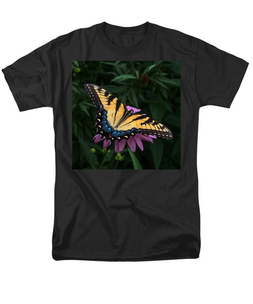 Swallowtail  Men's T-Shirt  (Regular Fit) by Don Spenner