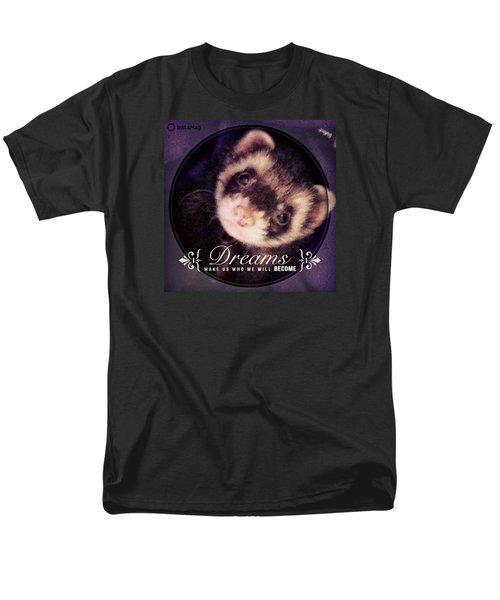 Sweet Dreams Little One Men's T-Shirt  (Regular Fit) by Anna Porter