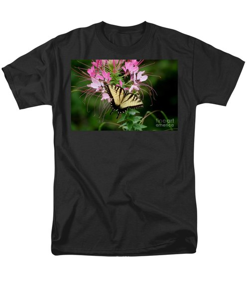 Sweet Swallowtail Men's T-Shirt  (Regular Fit) by Living Color Photography Lorraine Lynch