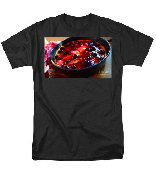 Sweetest Cheese Pie Men's T-Shirt  (Regular Fit) by Ramona Matei