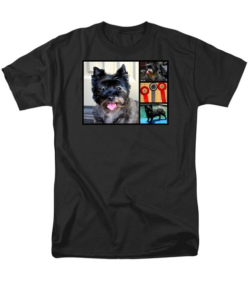Sweetpea And Her Ribbons Men's T-Shirt  (Regular Fit) by Jay Milo
