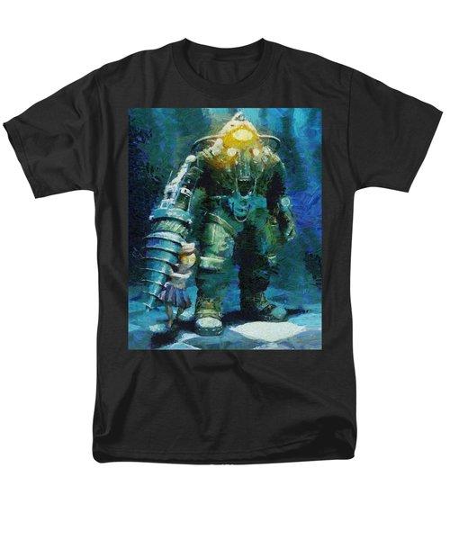 Symbiosis Men's T-Shirt  (Regular Fit) by Joe Misrasi