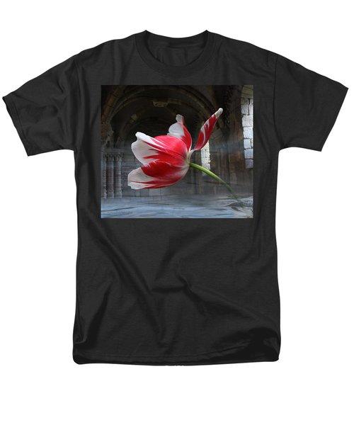 Tabula Rasa Men's T-Shirt  (Regular Fit) by Yvonne Wright