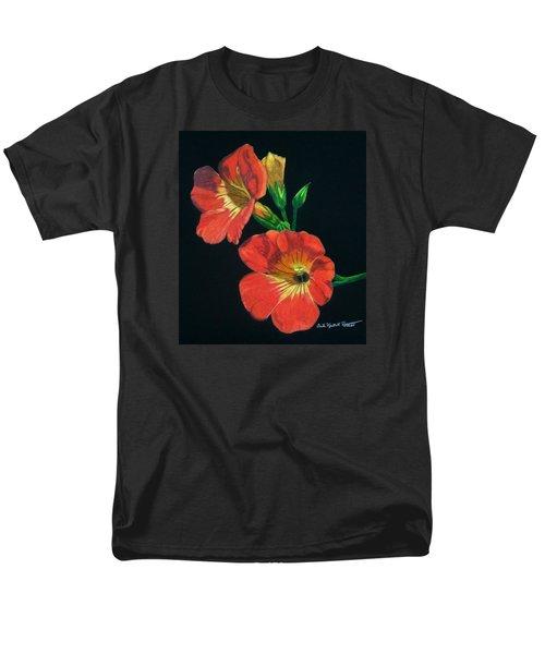 Tangerine Men's T-Shirt  (Regular Fit) by Anita Putman