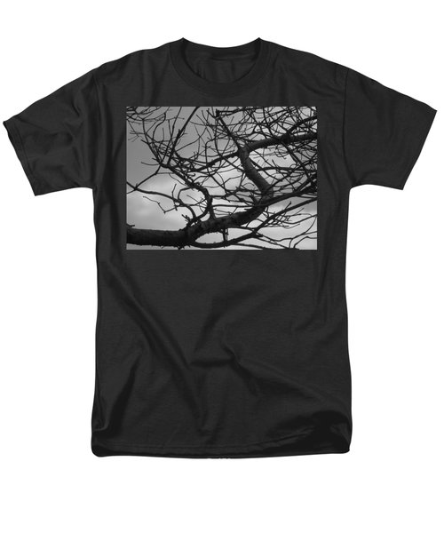 Tangled By The Wind Men's T-Shirt  (Regular Fit)