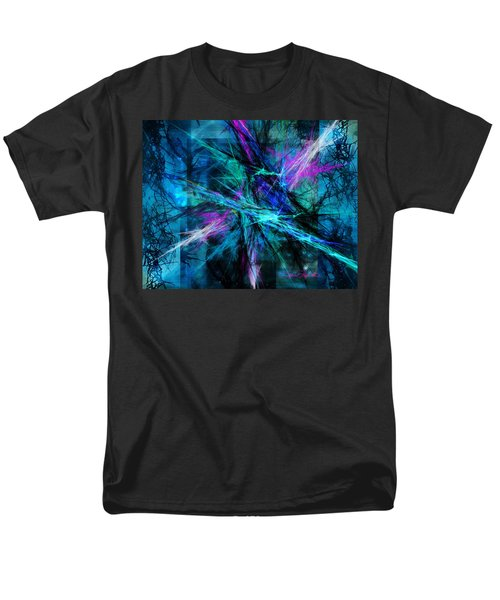 Men's T-Shirt  (Regular Fit) featuring the photograph Tangled Web by Sylvia Thornton