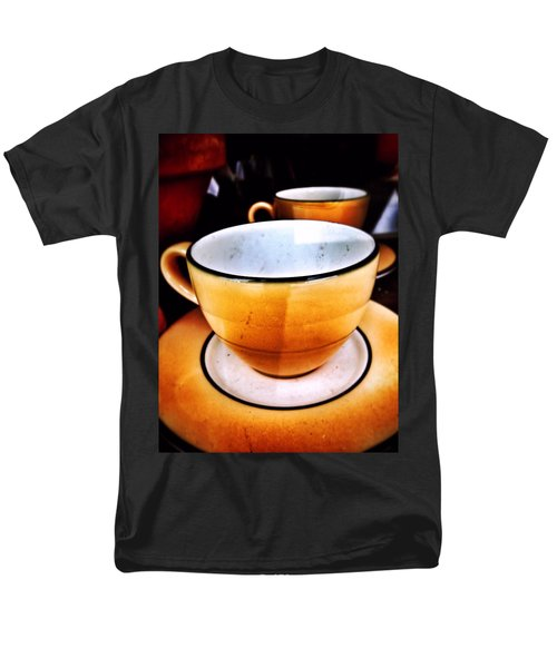 Tea For Two Men's T-Shirt  (Regular Fit) by Mark David Gerson