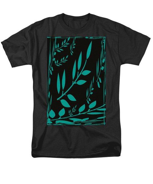 Teal Treasure Men's T-Shirt  (Regular Fit) by Aimee L Maher Photography and Art Visit ALMGallerydotcom