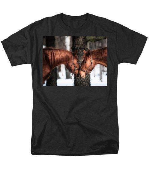Tenderness Men's T-Shirt  (Regular Fit)