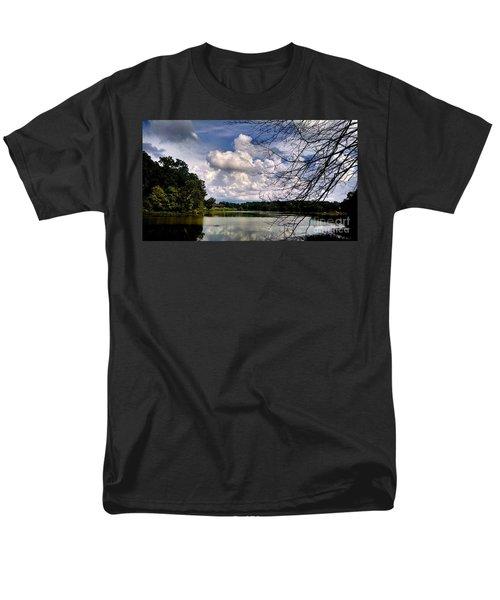 Tennessee Dreams Men's T-Shirt  (Regular Fit) by Chris Tarpening