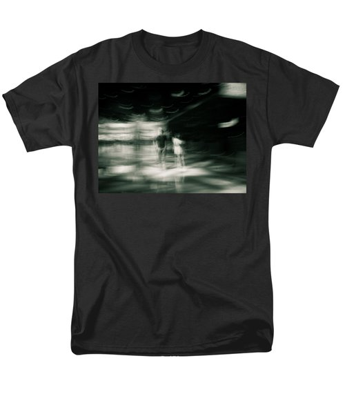 Men's T-Shirt  (Regular Fit) featuring the photograph Tension by Alex Lapidus
