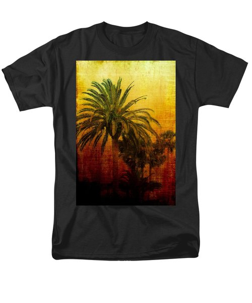 Tequila Sunrise Men's T-Shirt  (Regular Fit) by Jan Amiss Photography